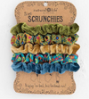 Skinny Scrunchies- multiple colors