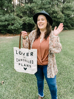 Lover Of Cancelled Plans Tote