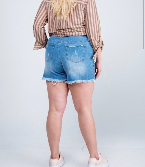 Jolene Denim Shorts