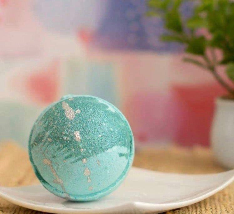 Bath Bomb - Rosemary Mint