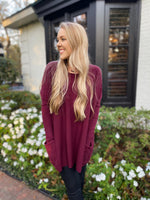 Nora Relaxed Sweater - multiple colors