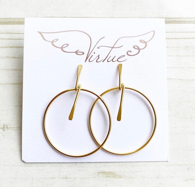 Stick Hoops