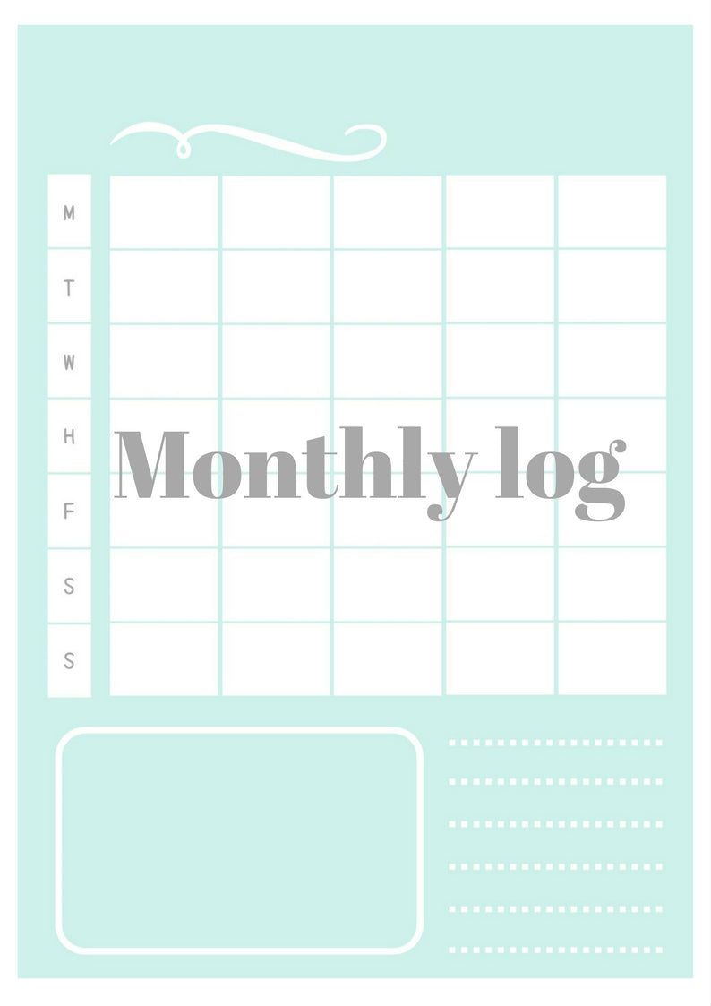 Monthly log3