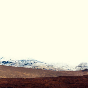 Abstract Photograph Of Mountains | Scotland Travel Photograph Tracey Capone Photography