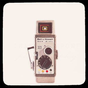 Bell & Howell | Vintage Movie Camera - Tracey Capone Photography