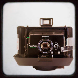 Camera Love No. 1 | Polaroid ProPack-Tracey Capone Photography