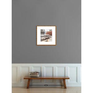 3426 | Chicago Brown Line Train-Framed Archival Lustre Print-Tracey Capone Photography