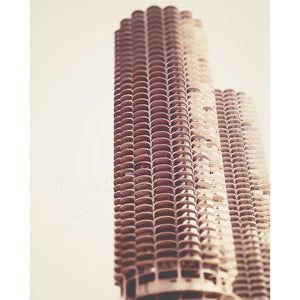 Early Light | Marina City, Chicago-Tracey Capone Photography