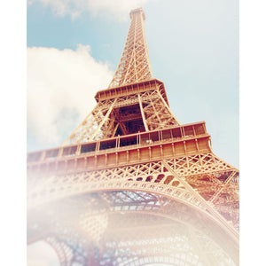 Eiffel Tower Photograph | Paris Wall Art Print Tracey Capone Photography