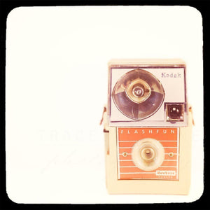 Flashfun | Vintage Kodak Camera-Tracey Capone Photography