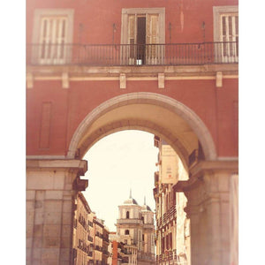 Gateway | Spain Travel Photograph-Tracey Capone Photography