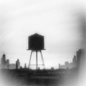 Ghost Image | Water Tower, Chicago-Tracey Capone Photography