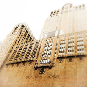 Lyric | Civic Opera Building in Chicago-Tracey Capone Photography