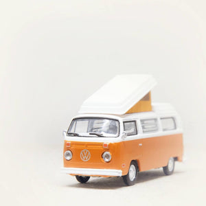 Orange Samba Bus | Kids Room Decor-Tracey Capone Photography