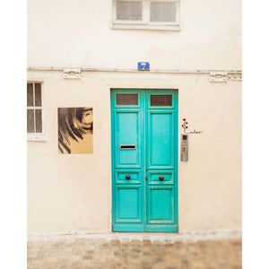 Paris Door Photography | Montmartre Wall Art Print Tracey Capone Photography