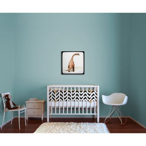 Apatosaurus Dinosaur | Playroom and Kids Room Artwork - Tracey Capone Photography