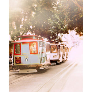 Powell and Market | San Francisco Trolley-Tracey Capone Photography