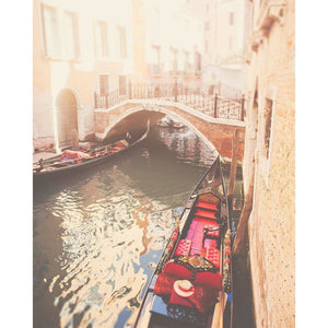 Respite | Gondola in Venice, Italy-Tracey Capone Photography