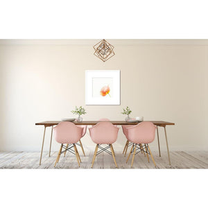 Softly No. 3 | Blush Pink Poppy Flower-Archival Lustre Print in Frame-Tracey Capone Photography