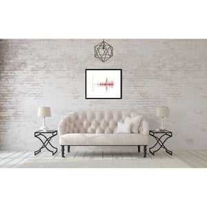 SoundWave | Chicago Skyline Sound Wave-Framed Archival Lustre Print-Tracey Capone Photography