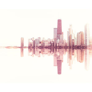 SoundWave | Chicago Skyline Sound Wave-Tracey Capone Photography