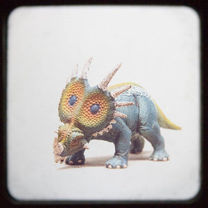 Styrocosaurus Dinosaur | Artwork For Kids Room And Nursery Tracey Capone Photography