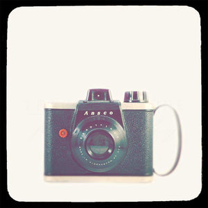 The Ansco | Vintage Camera Art-Tracey Capone Photography