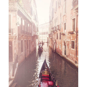 The Approach | Gondola in Venice-Tracey Capone Photography