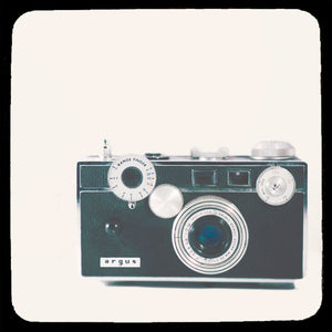 The Argus | Camera Wall Art-Tracey Capone Photography