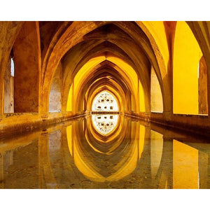 The Bath House | Seville Travel Photography-Tracey Capone Photography