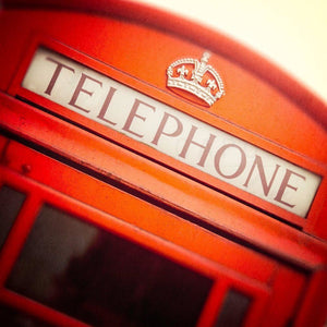 The Booth | London Phone Booth-Tracey Capone Photography