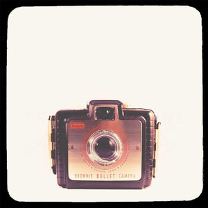 The Bullet | Kodak Brownie Camera-Tracey Capone Photography