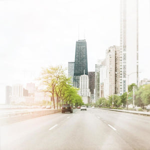 The Drive | Chicago Skyline & John Hancock-Tracey Capone Photography