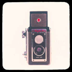 The Duaflex | Vintage Kodak Camera-Tracey Capone Photography