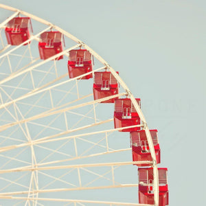The Expo | Navy Pier Ferris wheel-Tracey Capone Photography