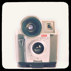 The Flashmite | Kodak Brownie Camera-Tracey Capone Photography