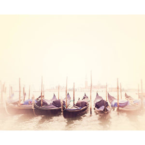 The Gondolas | Venice, Italy-Tracey Capone Photography