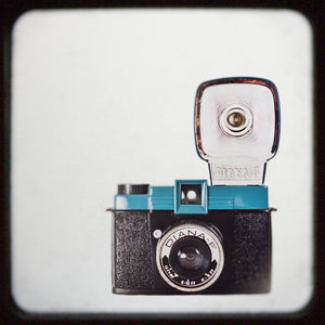 The Lady | Diana-F Camera-Tracey Capone Photography