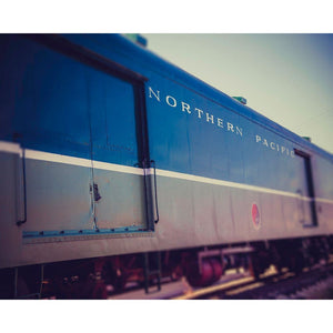 The Line | Northern Pacific Train-Tracey Capone Photography