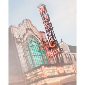 The Music Box | Southport Corridor, Chicago-Tracey Capone Photography