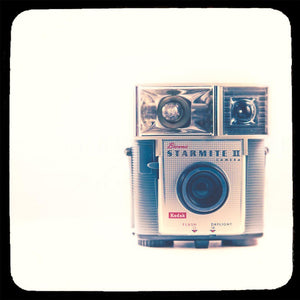 The Starmite | Vintage Kodak Photograph-Tracey Capone Photography