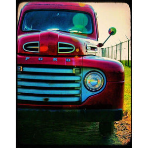 The Sunday Drive | 1950 Ford Truck-Tracey Capone Photography