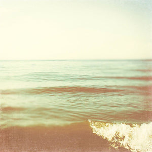 Tranquility No. 3 | Wave Photography-Tracey Capone Photography