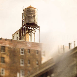 Urbania | Water Tower, New York City-Tracey Capone Photography