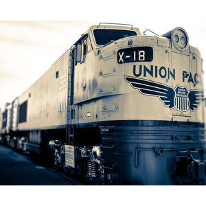 X18 | Union Pacific Train-Tracey Capone Photography