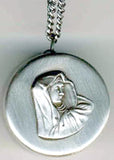 our lady of sorrows rosary box pendant