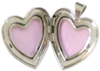Sterling Silver Mom Always in My Heart Locket