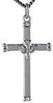 Sterling Silver Holy Spirit Cross