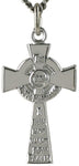 Sterling Silver Isaiah Cross