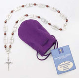 Stations of the Cross Rosary Beads